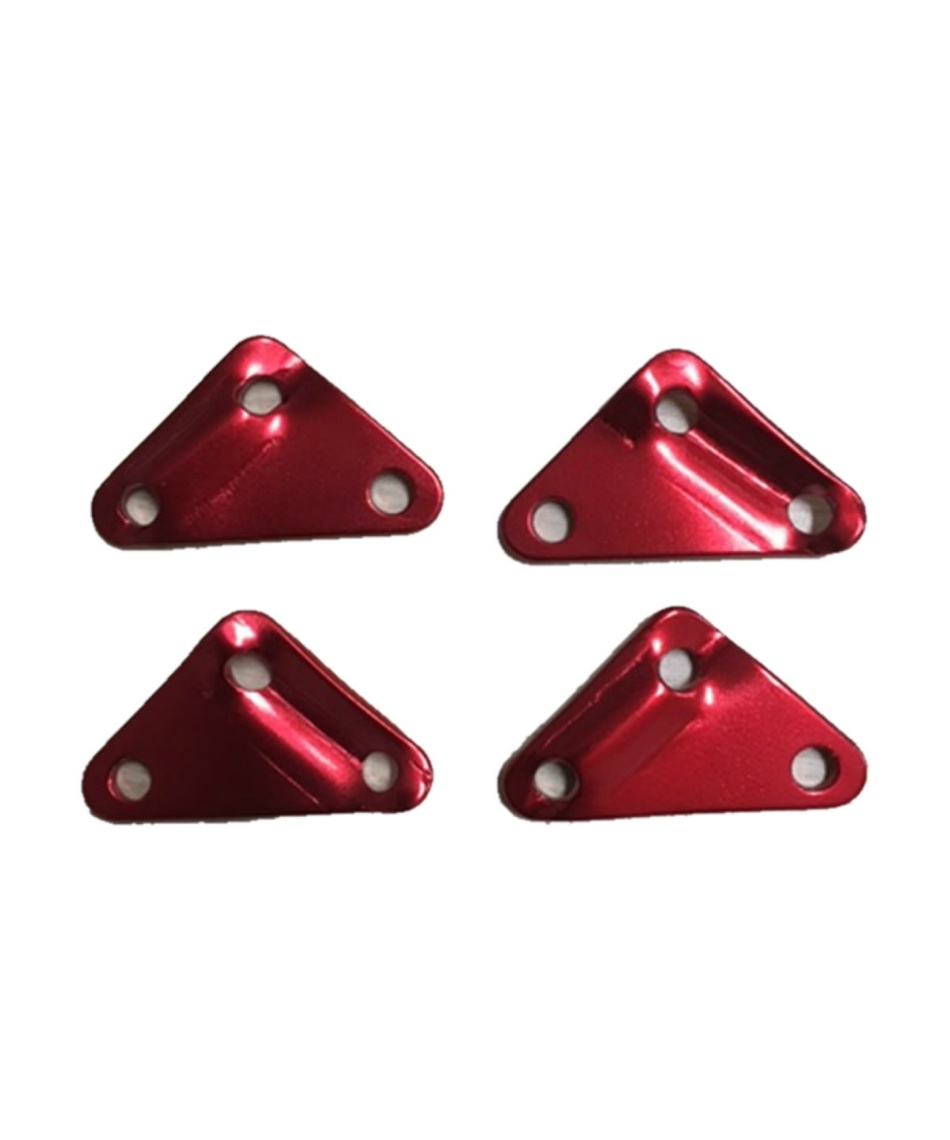 ビジョンピークス ( VISIONPEAKS )  自在金具 4個セット アルミ三角自在 VP160309H04