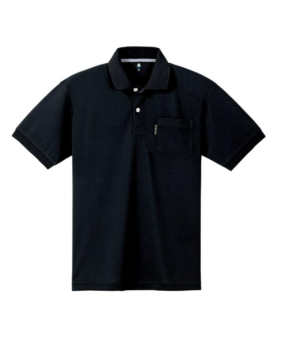 ポロシャツ WIC.ポロシャツ Men's 1114228 BK
