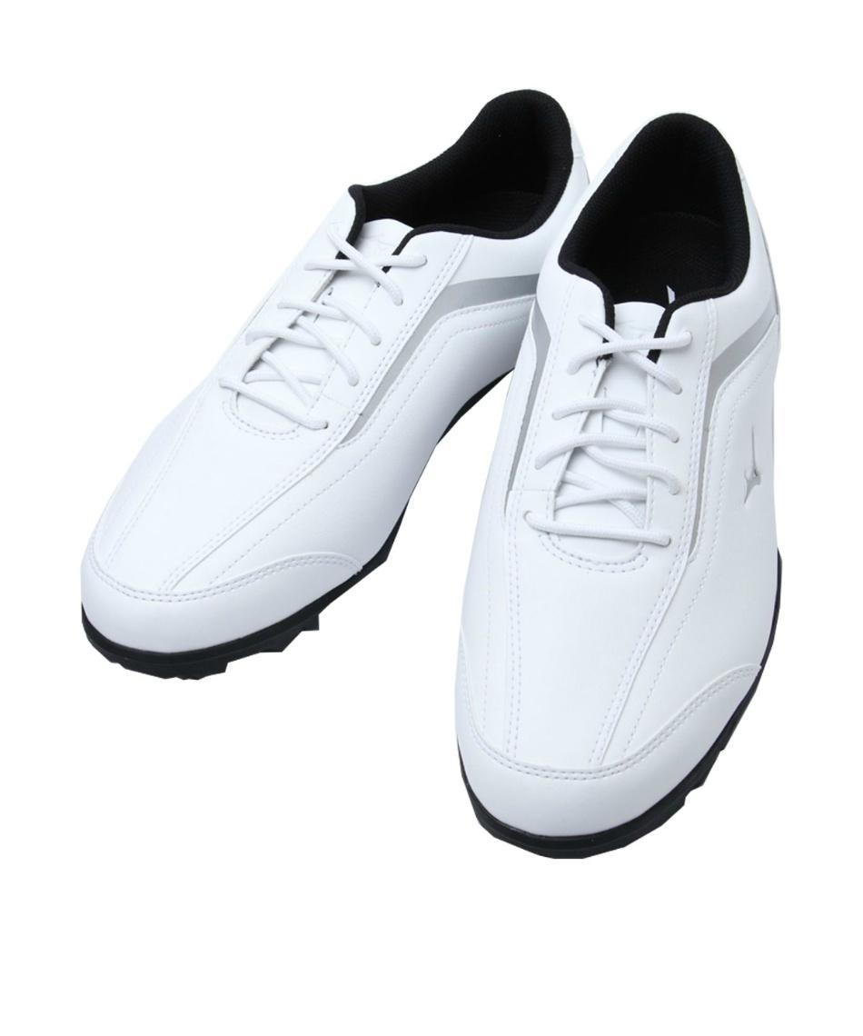 ミズノ(MIZUNO) ゴルフシューズ ソフトスパイク ZOIDスパイク 51GQ188003 【2018年モデル】