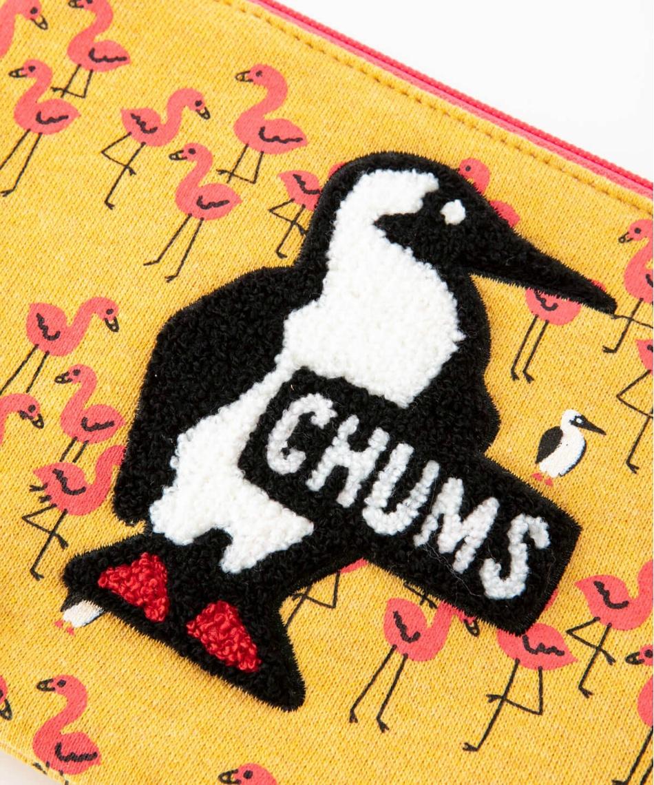チャムス(CHUMS) ポーチ ミディアムポーチスウェット CH60-2710