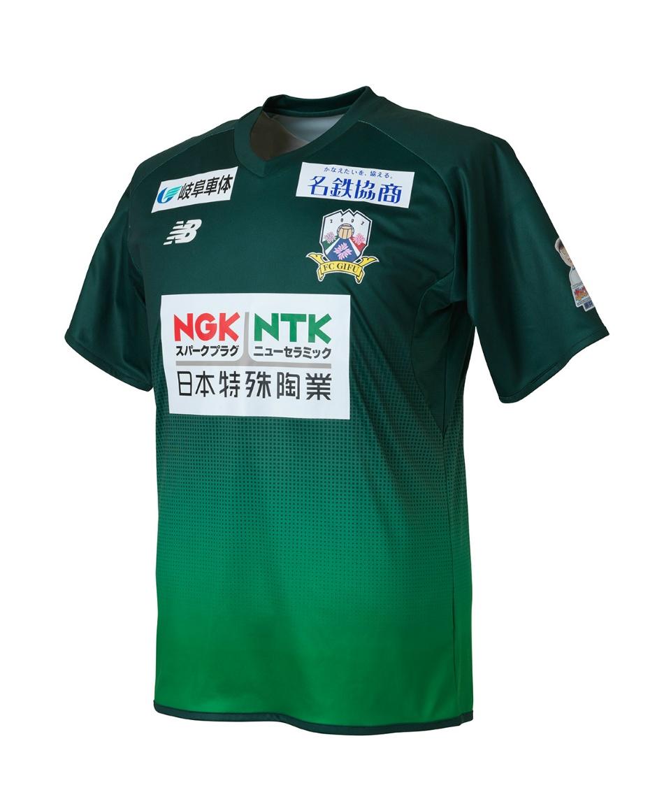 ニューバランス(new balance) サッカーウェア レプリカシャツ 19FC岐阜ホームレプリカ JJTF9938
