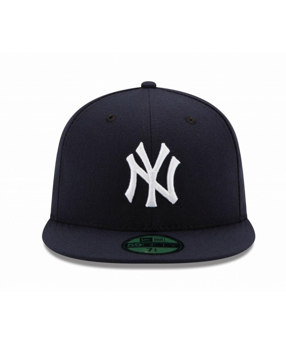 ニューエラ(NEW ERA) キャップ 帽子 59FIFTY MLB オンフィールド ニューヨーク・ヤンキース ゲーム 11449355 【国内正規品】