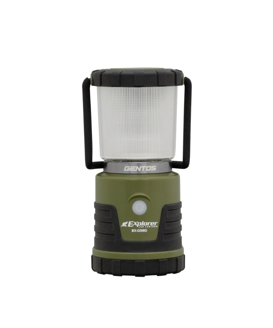 ジェントス(GENTOS) LEDランタン Explorer エクスプローラーシリーズ EX-036D