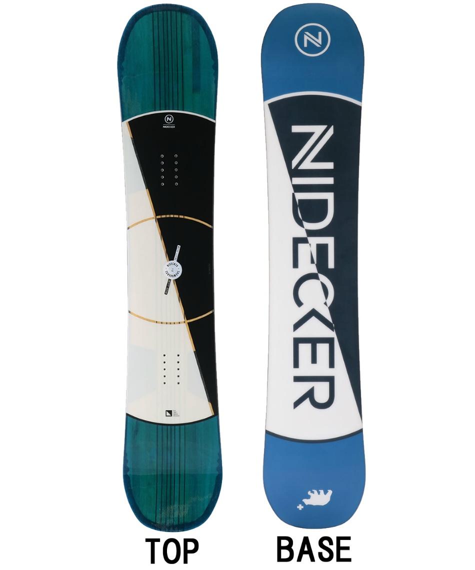 ナイデッカー(NIDECKER) スノーボード 板 SHIFTY JAPAN LTD シフティー ジャパン LTD 【19-20 2020モデル】