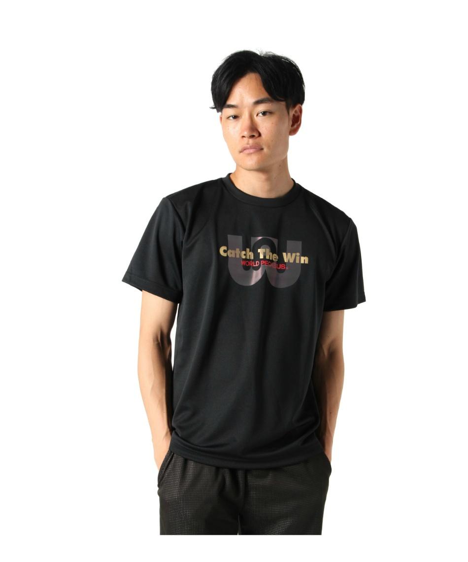ワールドペガサス(WORLD PEGASUS) 野球ウェア 半袖Tシャツ リフレクトプリントTシャツ WAPTS9H