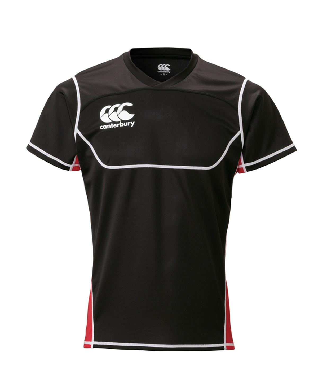 カンタベリー(CANTERBURY) ラグビーウェア 半袖シャツ プラクティスティTシャツ RG39504
