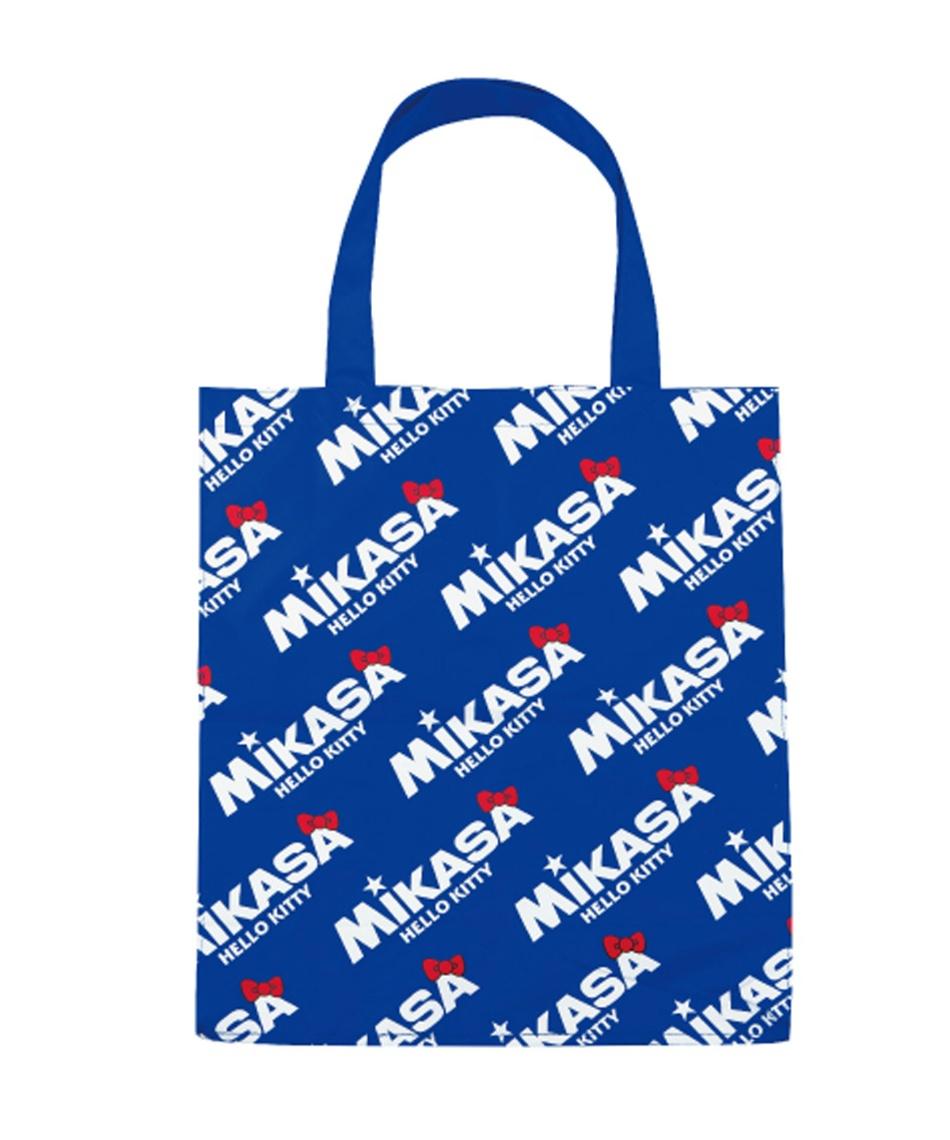 ミカサ(MIKASA) バッグ ハローキティコラボレジャーバッグ BA21-KT1-BL