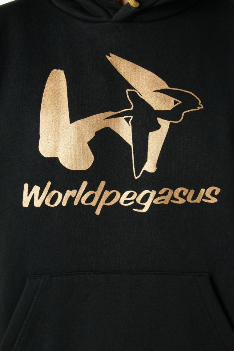 ワールドペガサス(WORLD PEGASUS) 野球 スウェットパーカー ビッグロゴスウェット WAPHFH9F