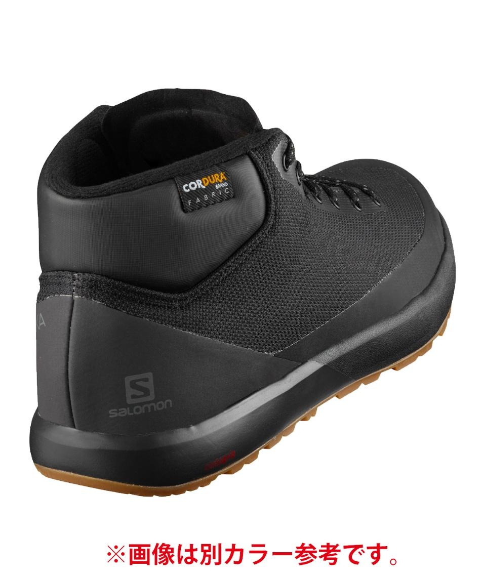 サロモン(salomon) スノーブーツ 冬靴 ACRO CHUKKA WR 2 アクロチャッカ WR 2 L40803500 【国内正規品】