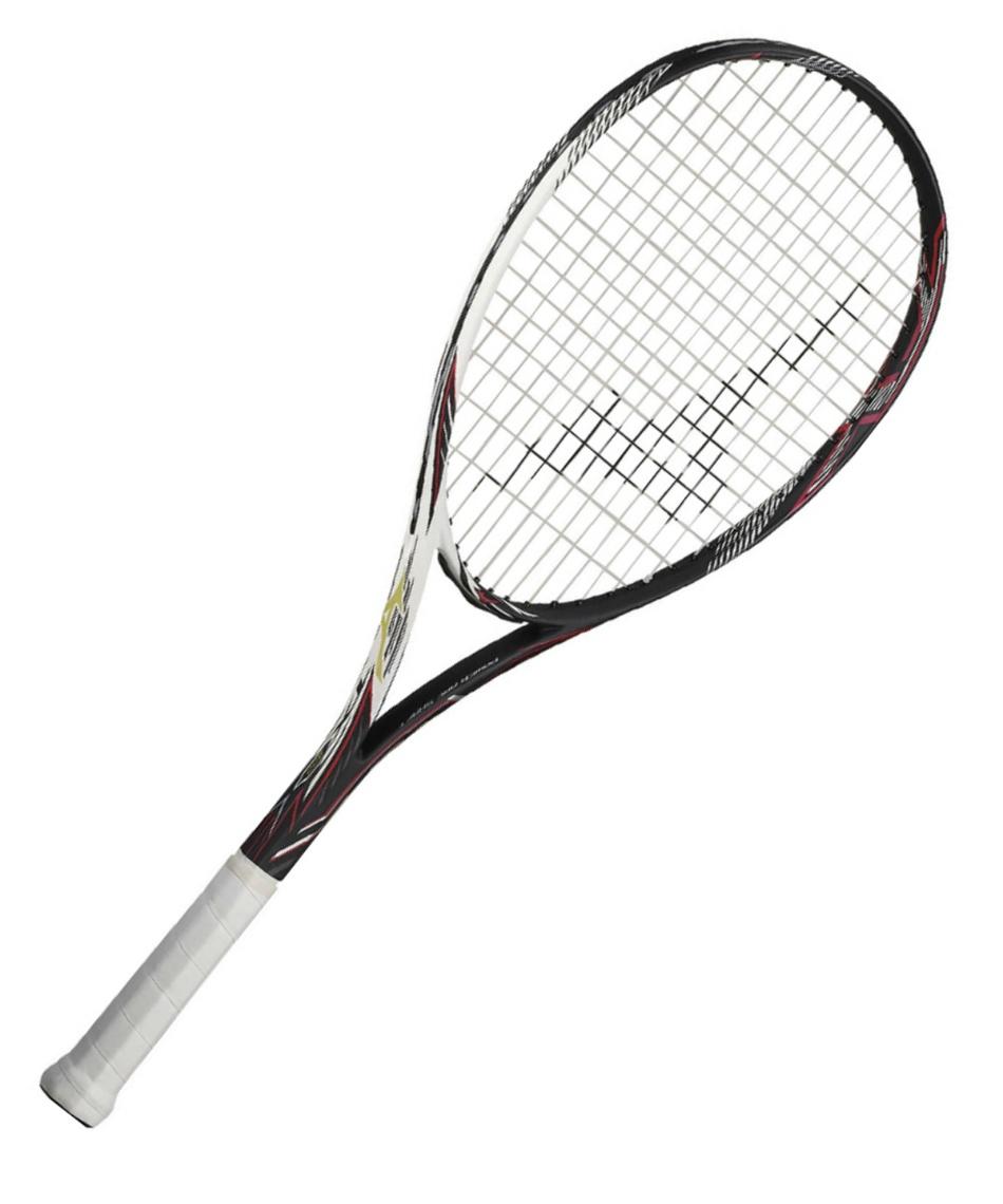 ミズノ(MIZUNO) ソフトテニスラケット オールラウンド 張り上げ済み TX900 ティーエックス900 63JTN07564