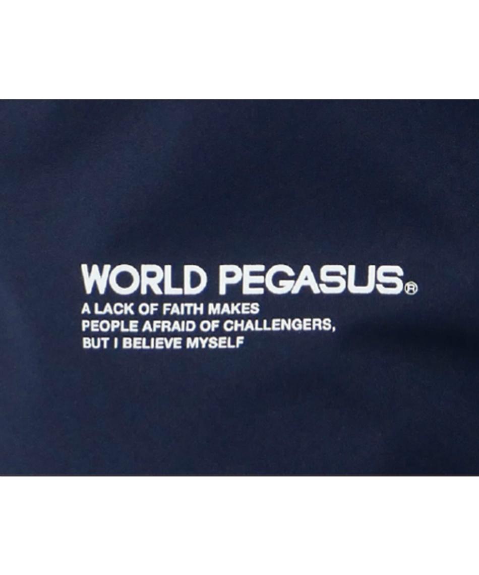 ワールドペガサス(WORLD PEGASUS) 野球 ジャージパンツ 防風 撥水パンツ WAP100P