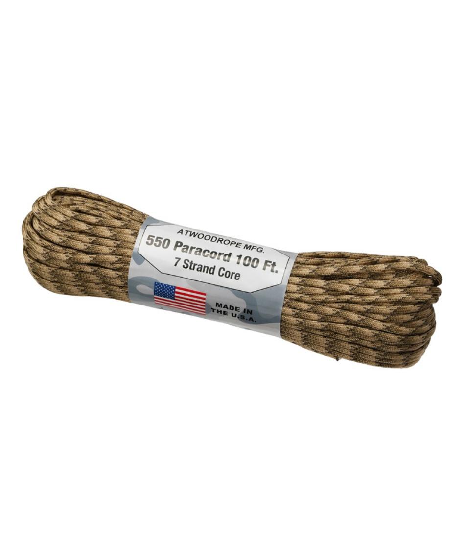 アトウッドロープ(Atwood Rope) ショックコード パラコード 44031
