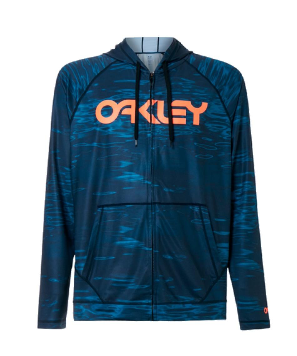 オークリー(OAKLEY) ラッシュガード 長袖 RASH HOODY 10.0 FOA400851 【国内正規品】