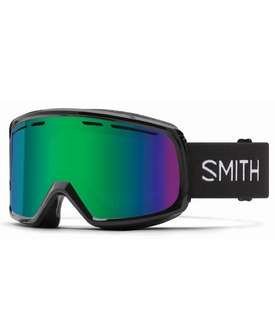 スミス(SMITH) スキー スノーボードゴーグル GOGGLE V-RANGE BK 【国内正規品】【20-21 2021モデル】