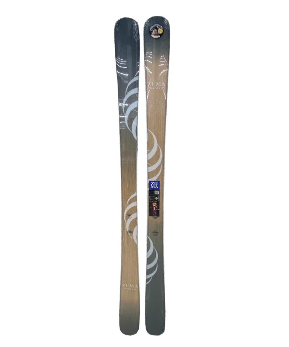ツマ(ZUMA) フリースタイルスキー板 クルーズ V-Kru:z 【20-21 2021モデル】