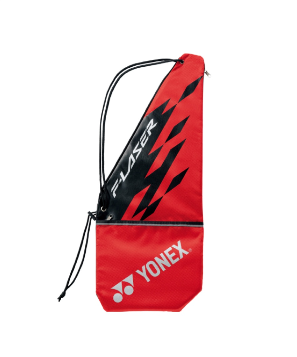 ヨネックス(YONEX) ソフトテニスラケット 前衛向け F-LASER 9V エフレーザー9V FLR9V-243
