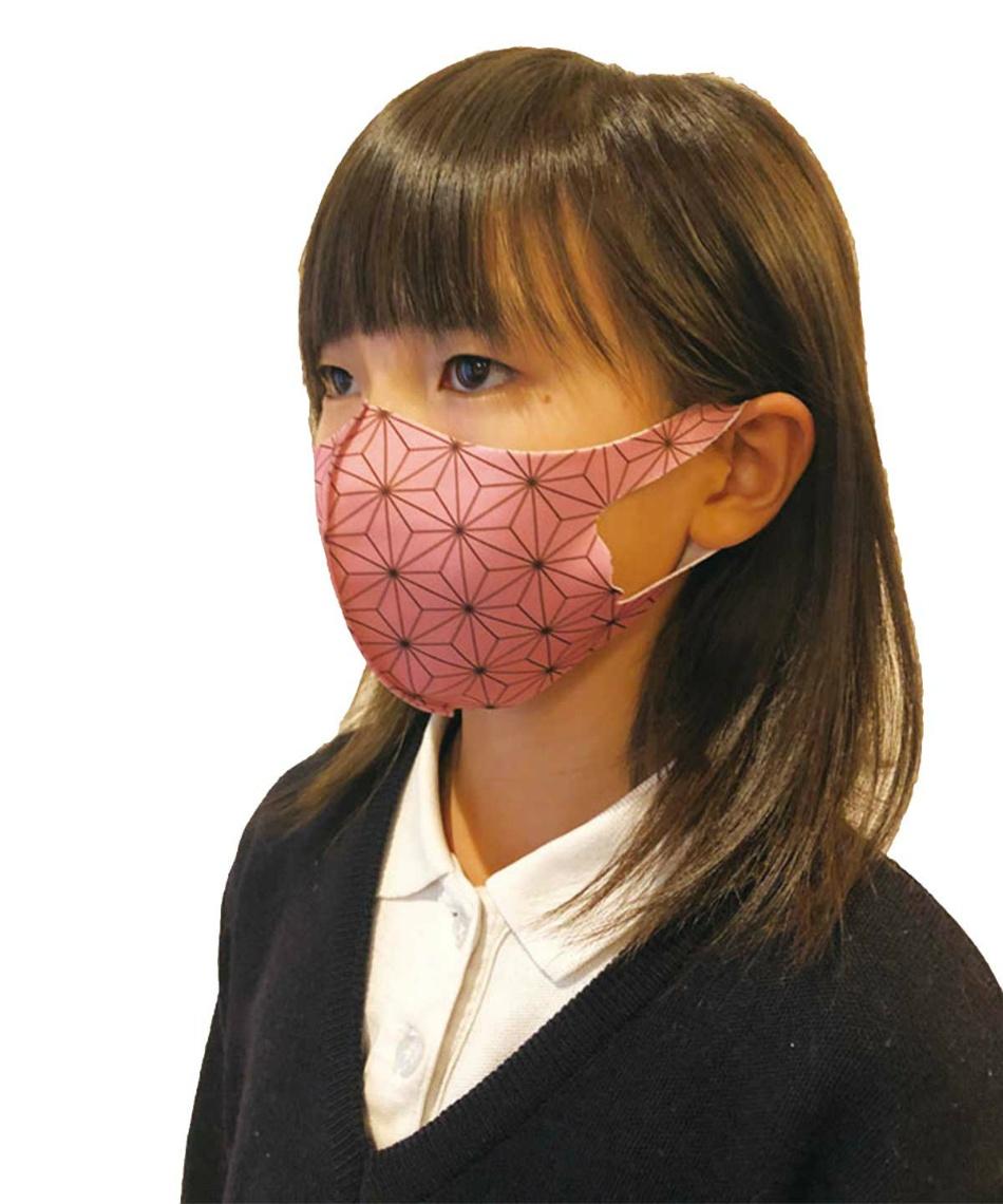 マスク 鬼退散マスク 子ども用  746366