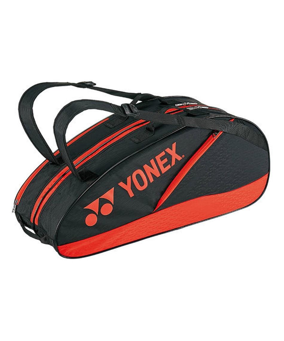 ヨネックス(YONEX) テニス バドミントン ラケットバッグ 6本用 ラケットバッグ6 BAG2132R