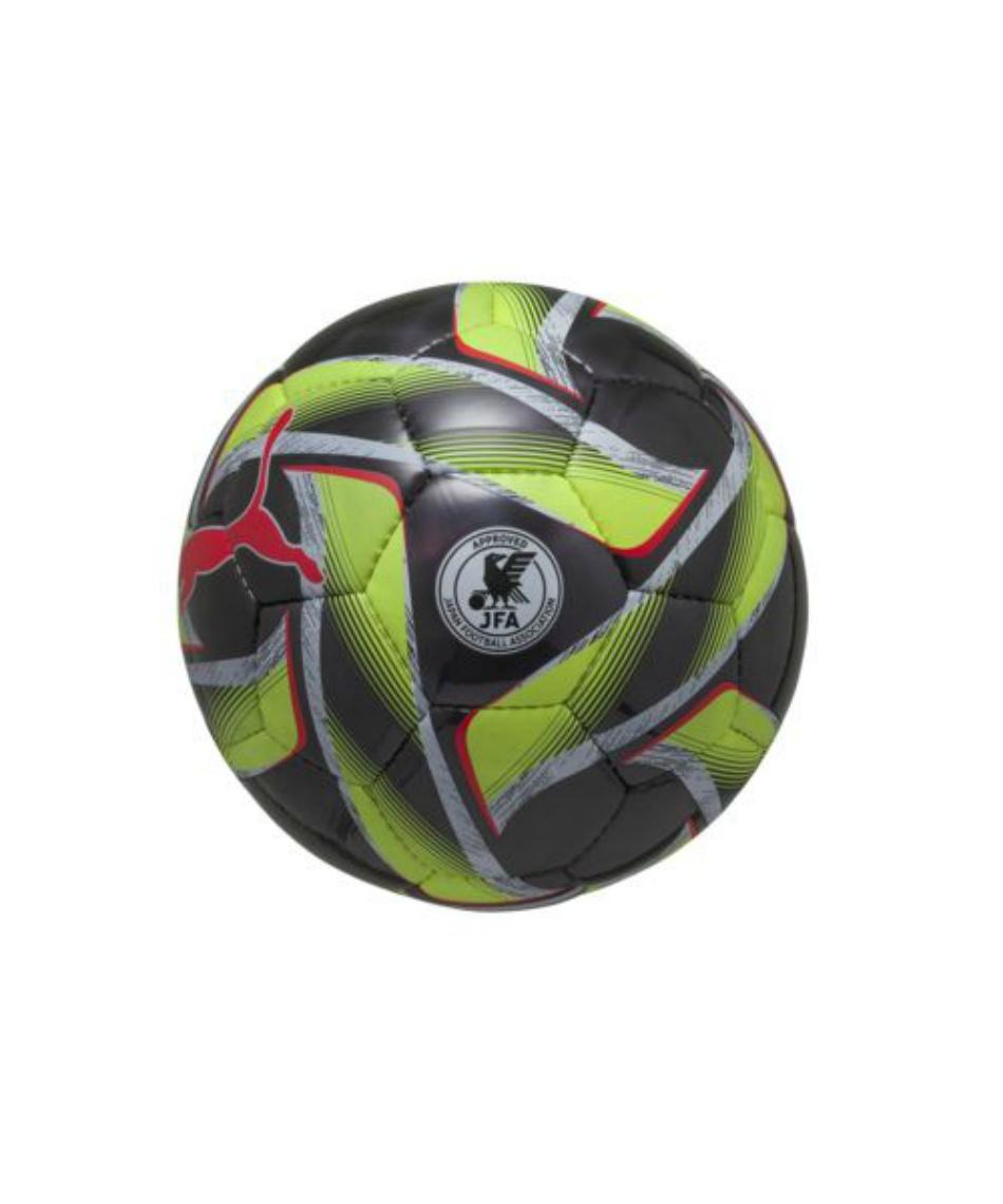 【1月21日発売】 プーマ(PUMA) サッカーボール 4号 検定球 プーマスピンボールSC 手縫い 083612-02 4G
