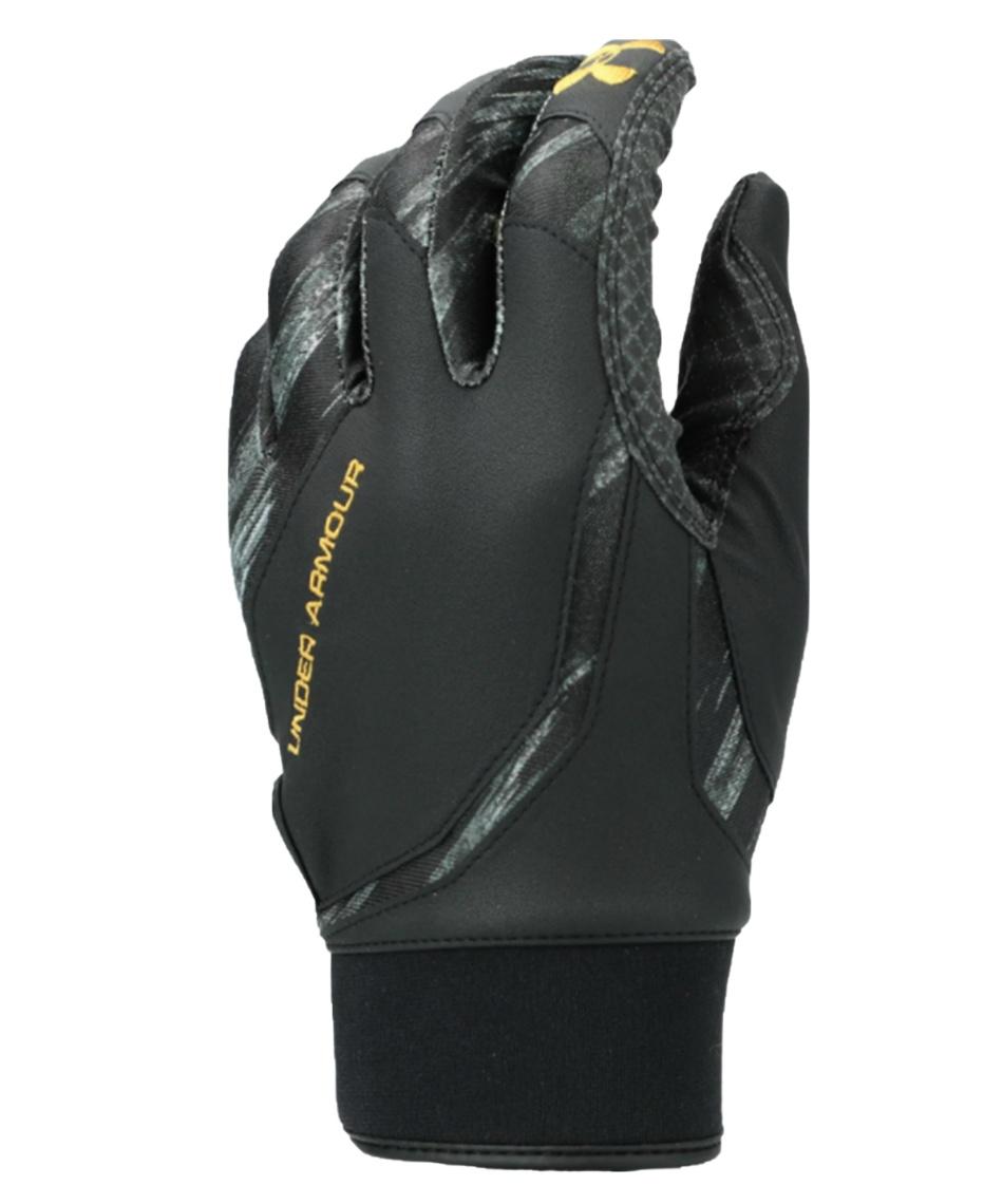 アンダーアーマー(UNDER ARMOUR) 守備用手袋 一般 UAベースボール アンダーグローブ MEN 1354260-002