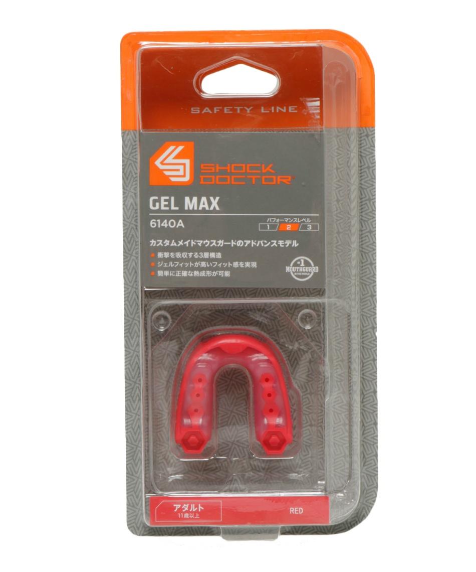 ショックドクター(SHOCKDOCTOR) マウスピース ジェルマックス 6140A