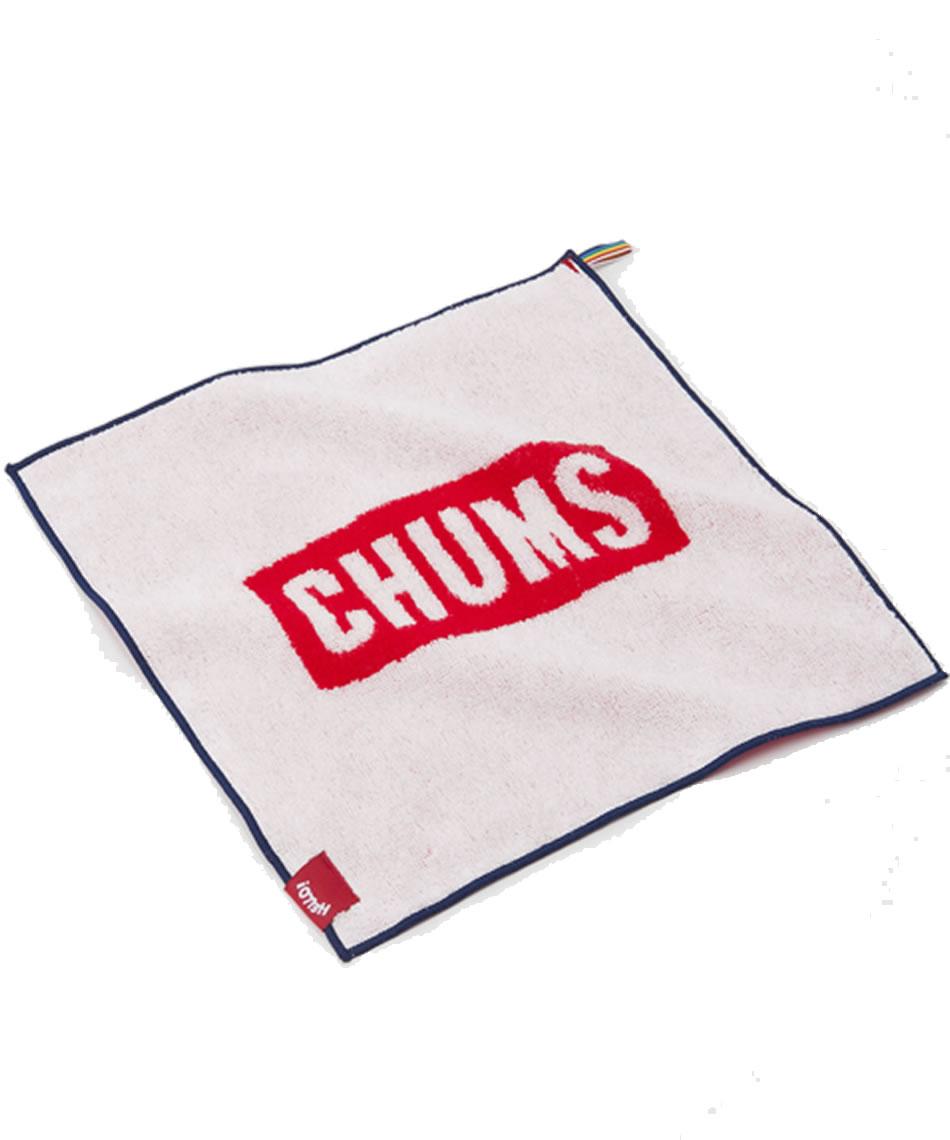 チャムス(CHUMS) アウトドアアクセサリー Logo Hand Towel CH62-1059