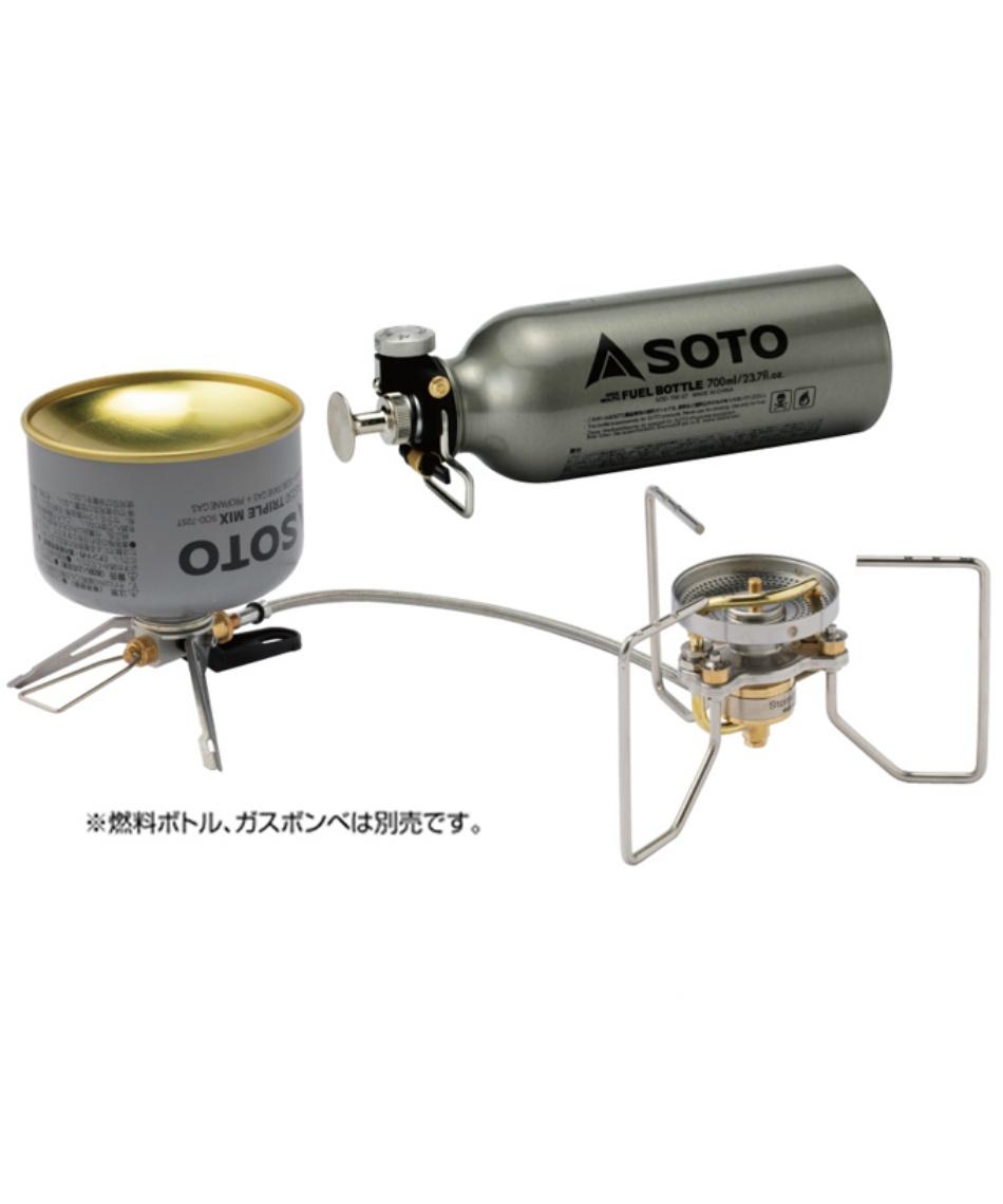 ソト ( SOTO ) シングルバーナー ストームブレイカー SOD-372