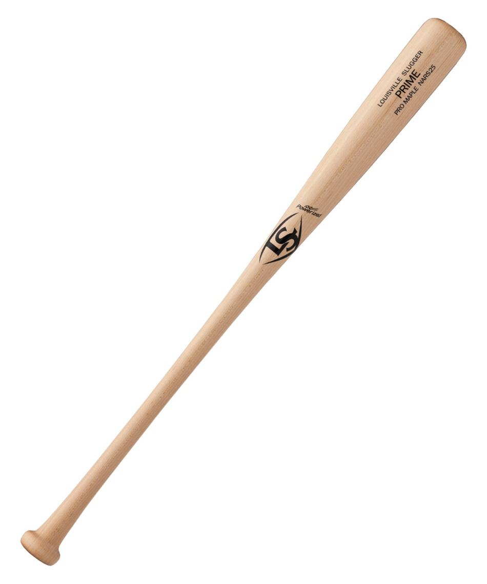 ルイスビルスラッガー(LOUISVILLE Slugger) 野球 一般軟式バット NARS25 軟式用木製 25型 PRIME(プライム) WTLNARS25