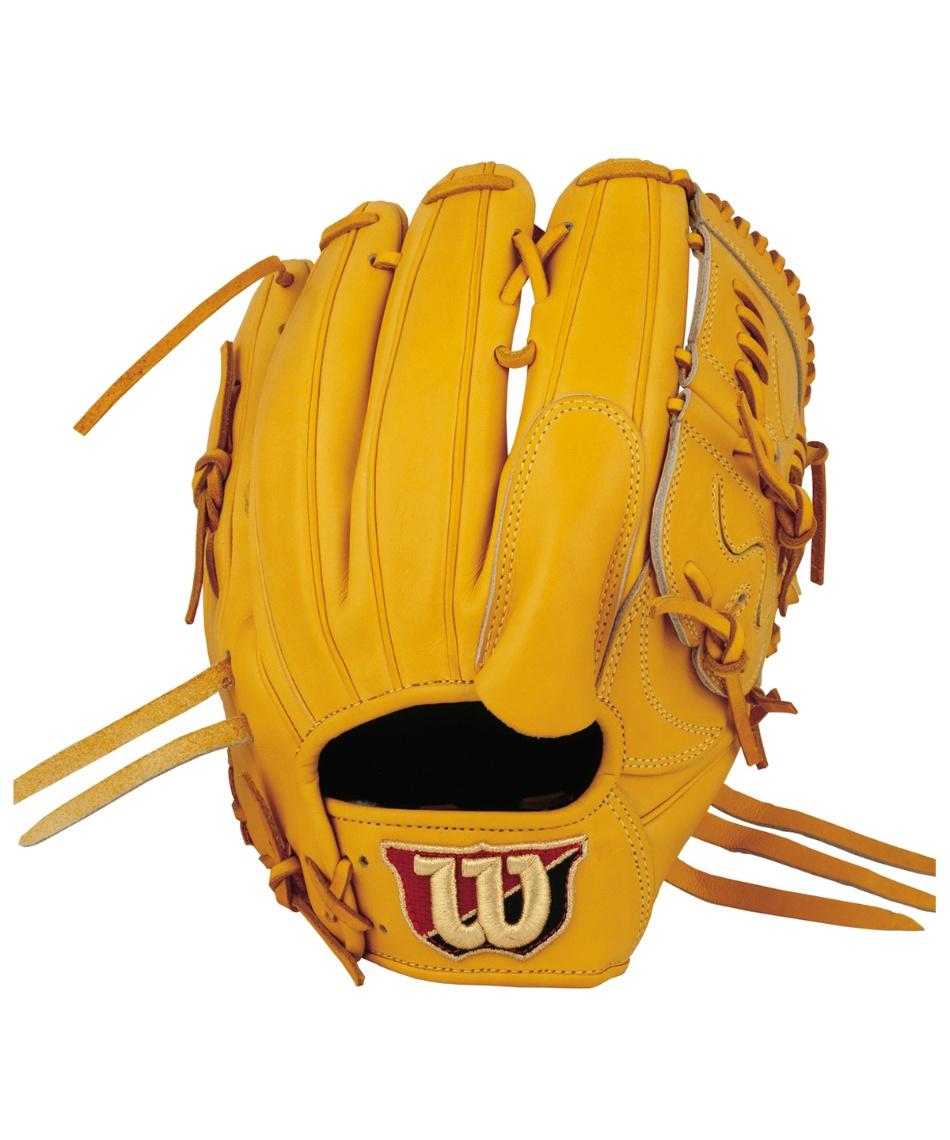 ウイルソン(Wilson) 野球 硬式グローブ 投手用 ウィルソンスタッフDUAL DP WTAHWSDPP 【国内正規品】