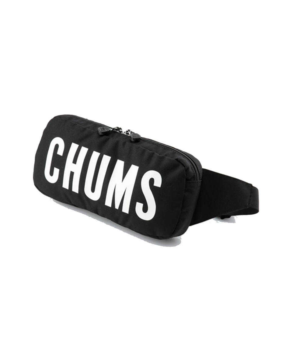 チャムス(CHUMS) ウエストバッグ Eco CHUMS Logo Waist Bag エコチャムスロゴウエストバッグ ボディー ショルダーバッグ CH60-2558