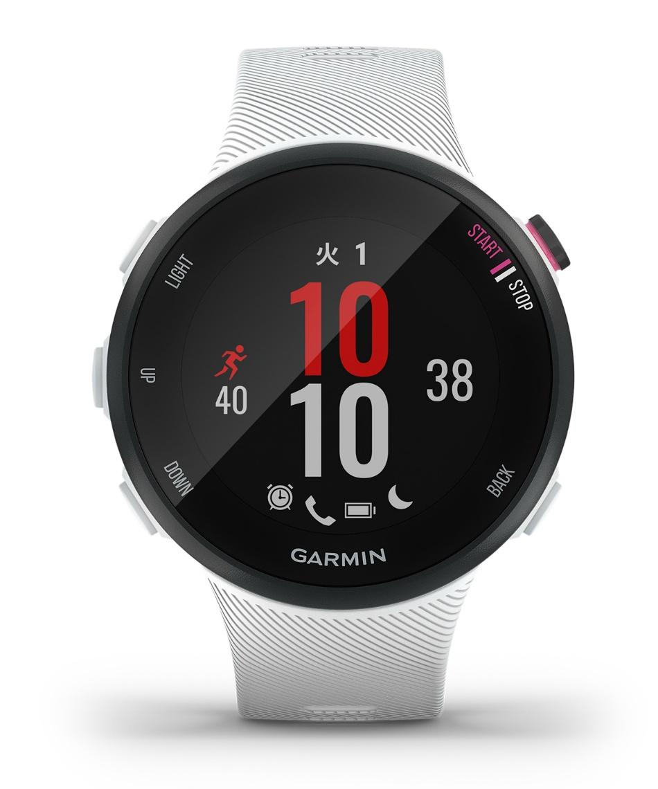 ガーミン(GARMIN) ランニング 腕時計 ForeAthlete 45 010-02156-40