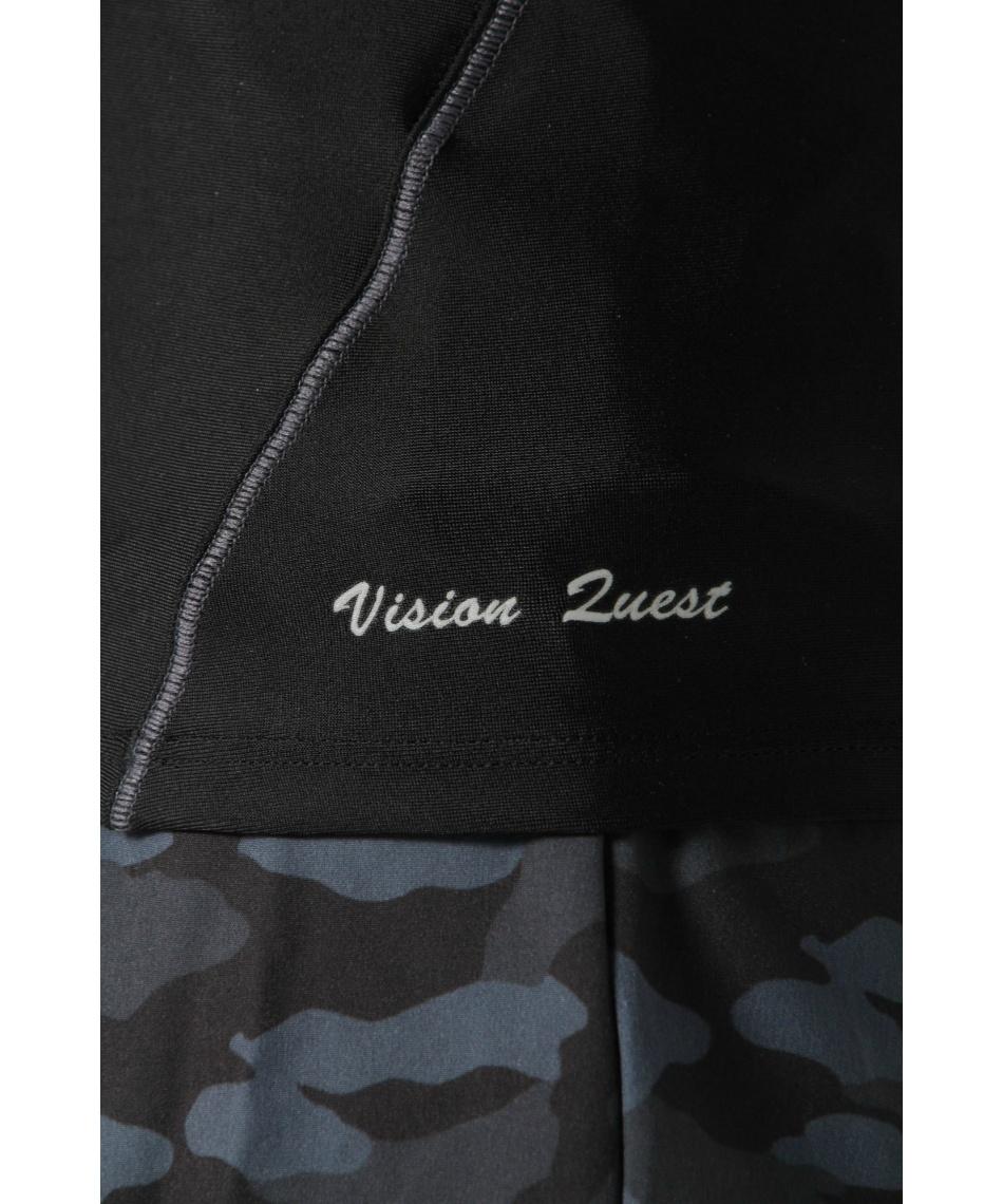 ビジョンクエスト(VISION QUEST) フィットネス水着 セパレート セパレーツ 2in1パンツ VQ470206J01
