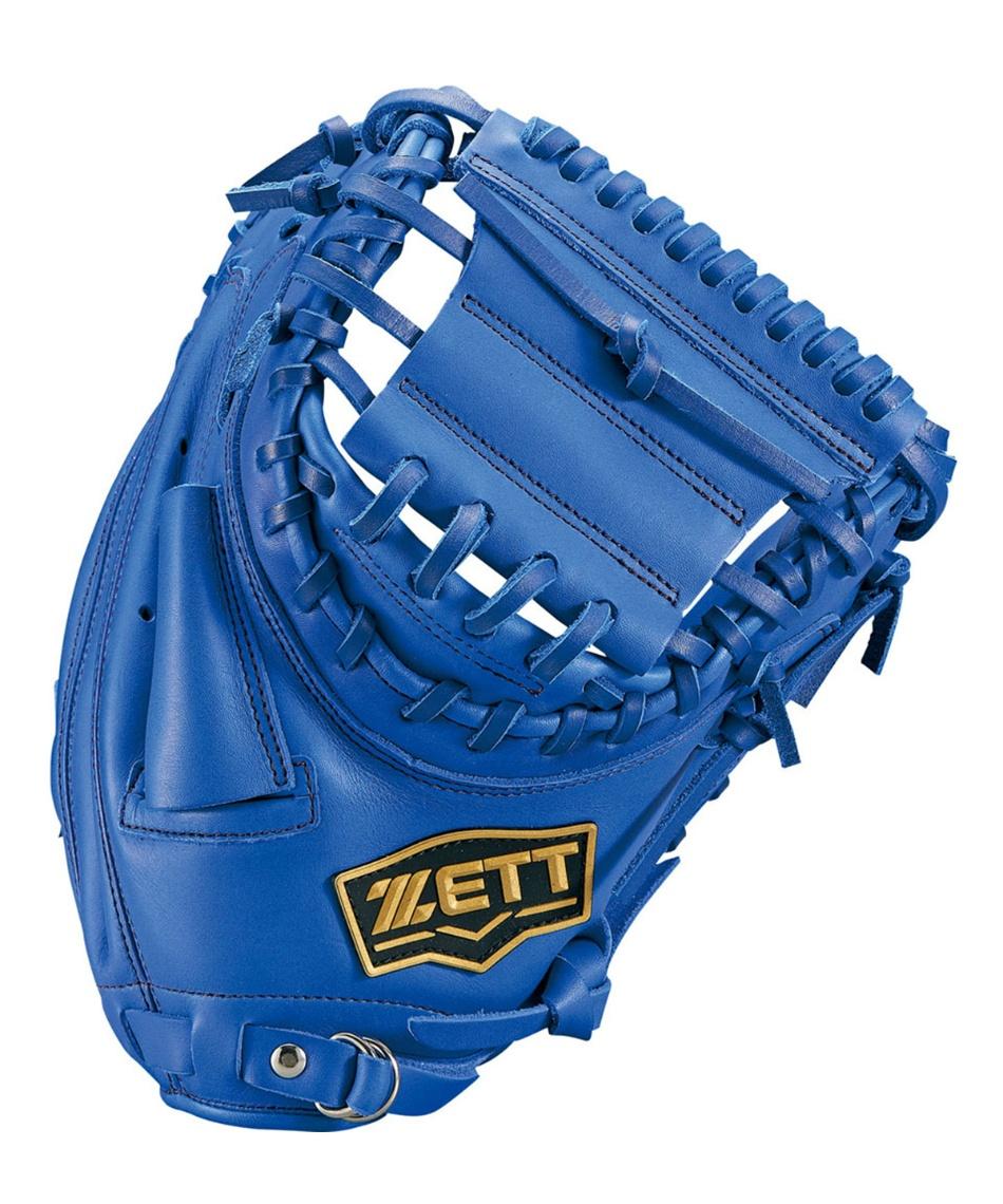 ゼット(ZETT) ソフトボールグローブ ソフト デュアルキャッチ 捕手用 BSCB53012