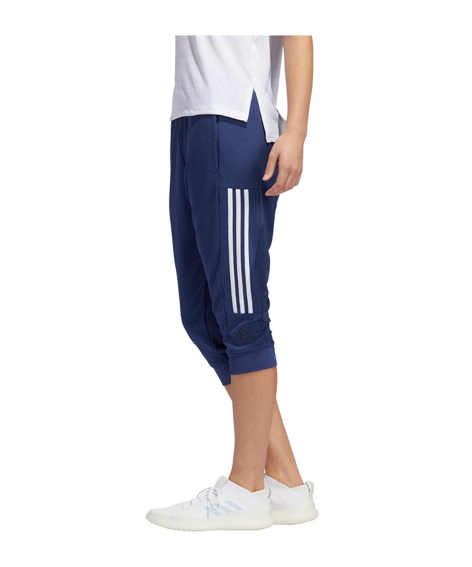 アディダス(adidas) カプリパンツ 3ストライプス カプリパンツ  3-STRIPES CAPRI PANTS GLN17