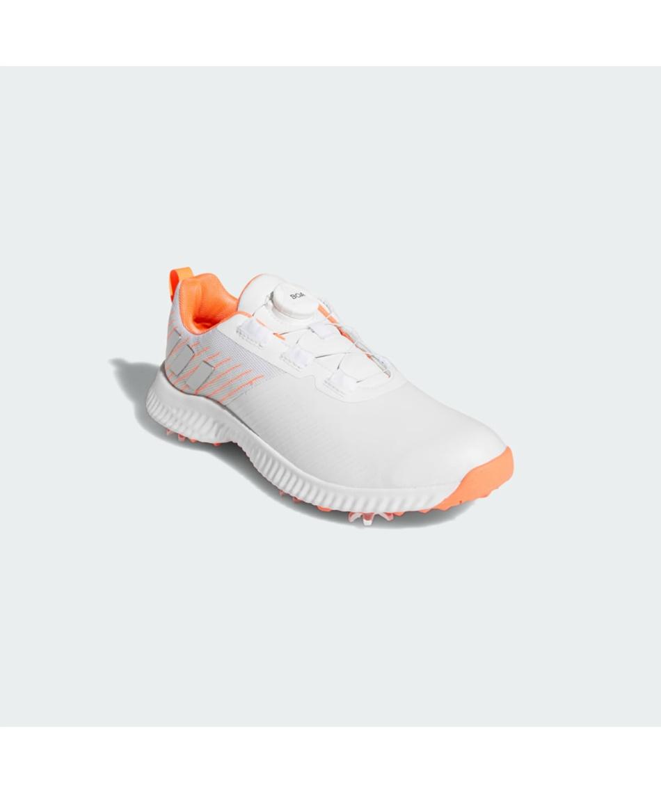 アディダス(adidas) ゴルフシューズ ソフトスパイク レスポンス バウンス ボア 2 EF2012 FBA90 【国内正規品】【2020年モデル】