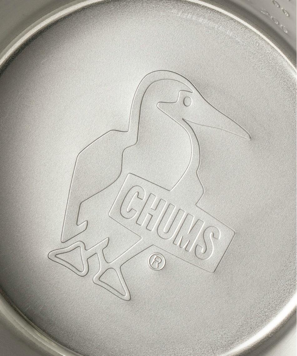 チャムス(CHUMS) 食器 シェラカップ ブービーシェラカップ1リットル CH62-1480