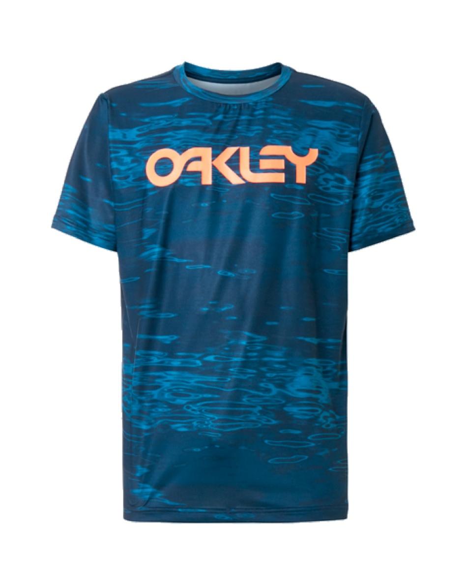 オークリー(OAKLEY) ラッシュガード 半袖 RASH TEE 10.0 FOA400852 【国内正規品】