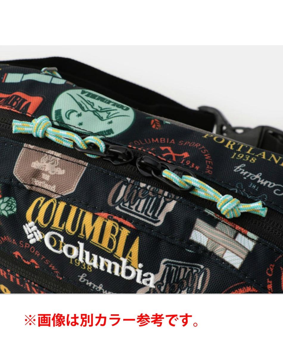 コロンビア(Columbia) ウエストバッグ スチュアートコーンヒップバッグIII Stuart Cone Hip Bag III PU8394 015 【国内正規品】