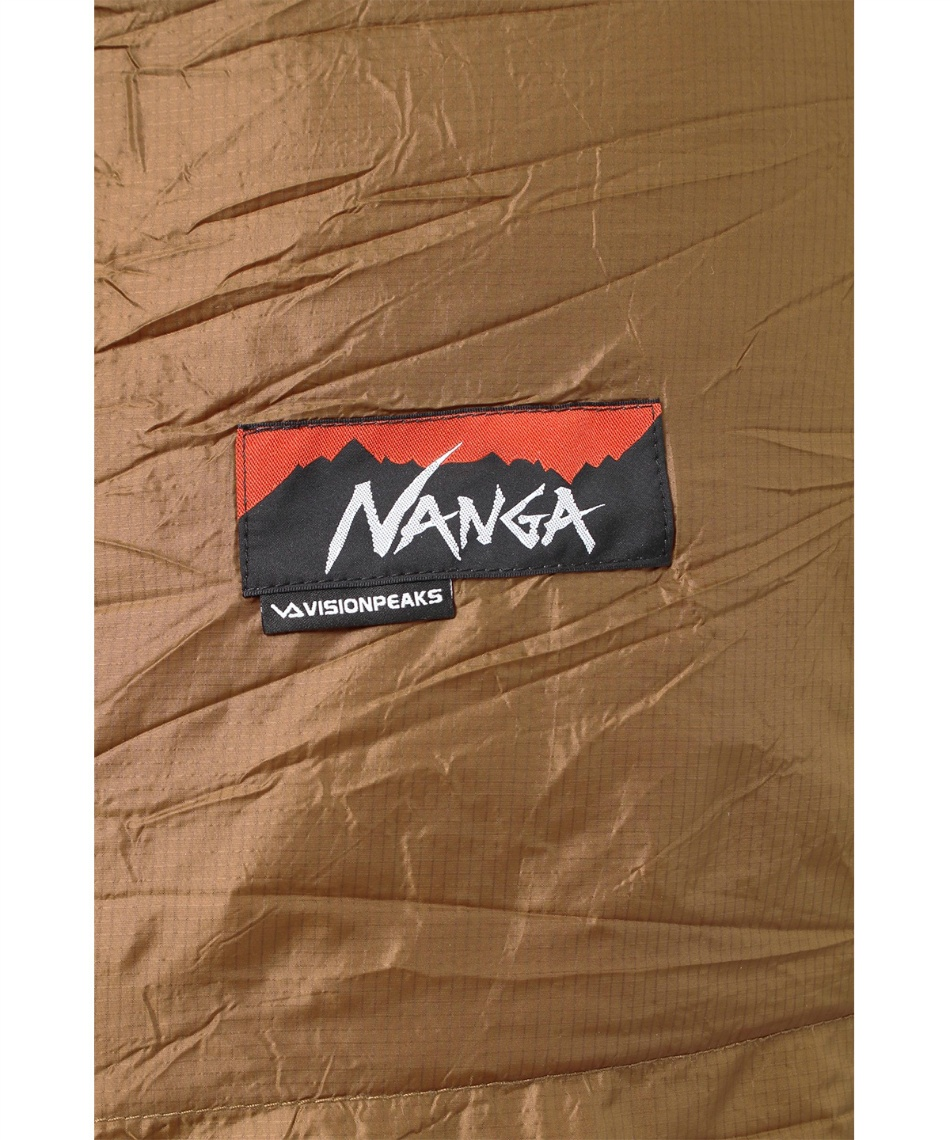 ナンガ(NANGA) マミー型シュラフ IBUKI BAG イブキバッグ 600 IBUKI600