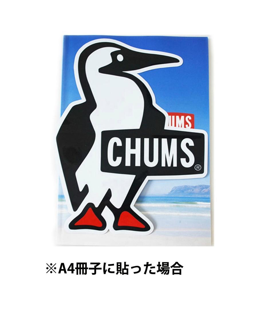 チャムス ( CHUMS ) ステッカー ステッカービッグブービーバード StickerBidBoobyBird CH62-0088