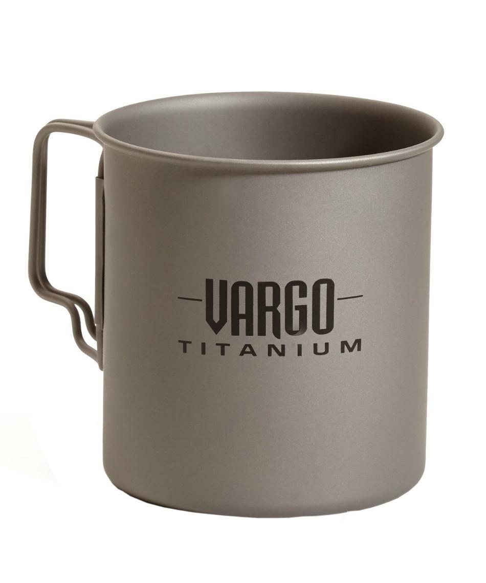 バーゴ ( VARGO ) マグカップ チタニウム トラベルマグ450 T-406