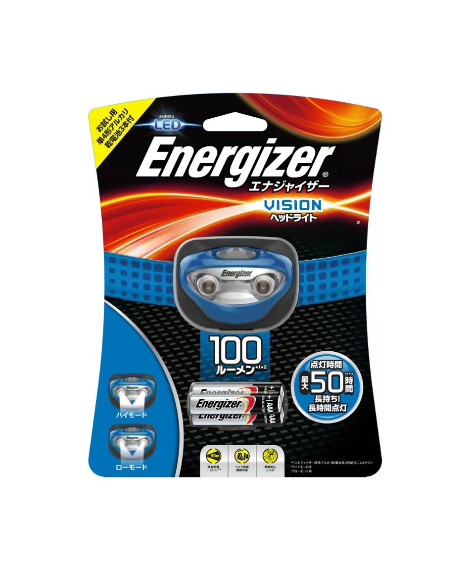 エナジャイザー ( Energizer )  ヘッドライト ヴィジョン HDL100BL