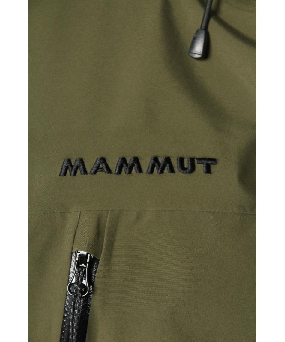 マムート(MAMMUT) レインウェア上下セット JP クライメイト レインスーツ 1010-26551 4027 【国内正規品】