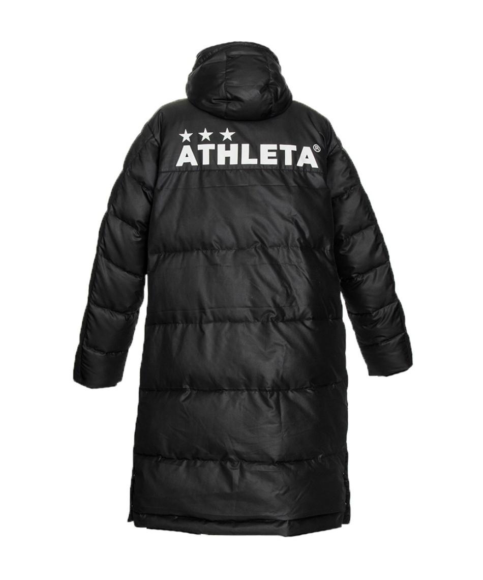 アスレタ(ATHLETA) 中綿フードベンチコート 04129