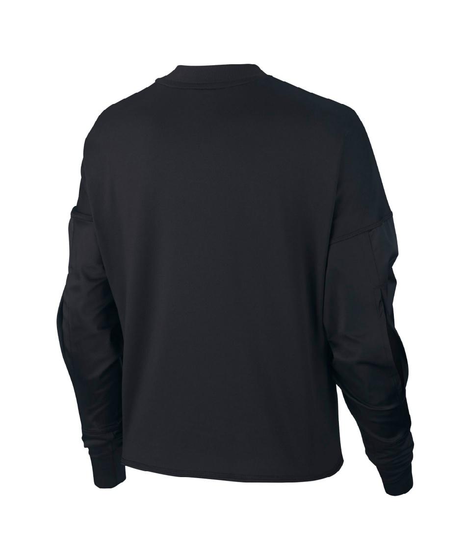 ナイキ(NIKE) スポーツウェア 長袖Tシャツ REBEL ミッドレイヤークルー BV7734 010