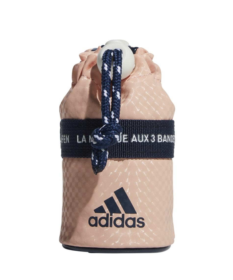 アディダス(adidas) ゴルフ ボールポーチ ウィメンズ テープデザインボールケース HFF96 【国内正規品】