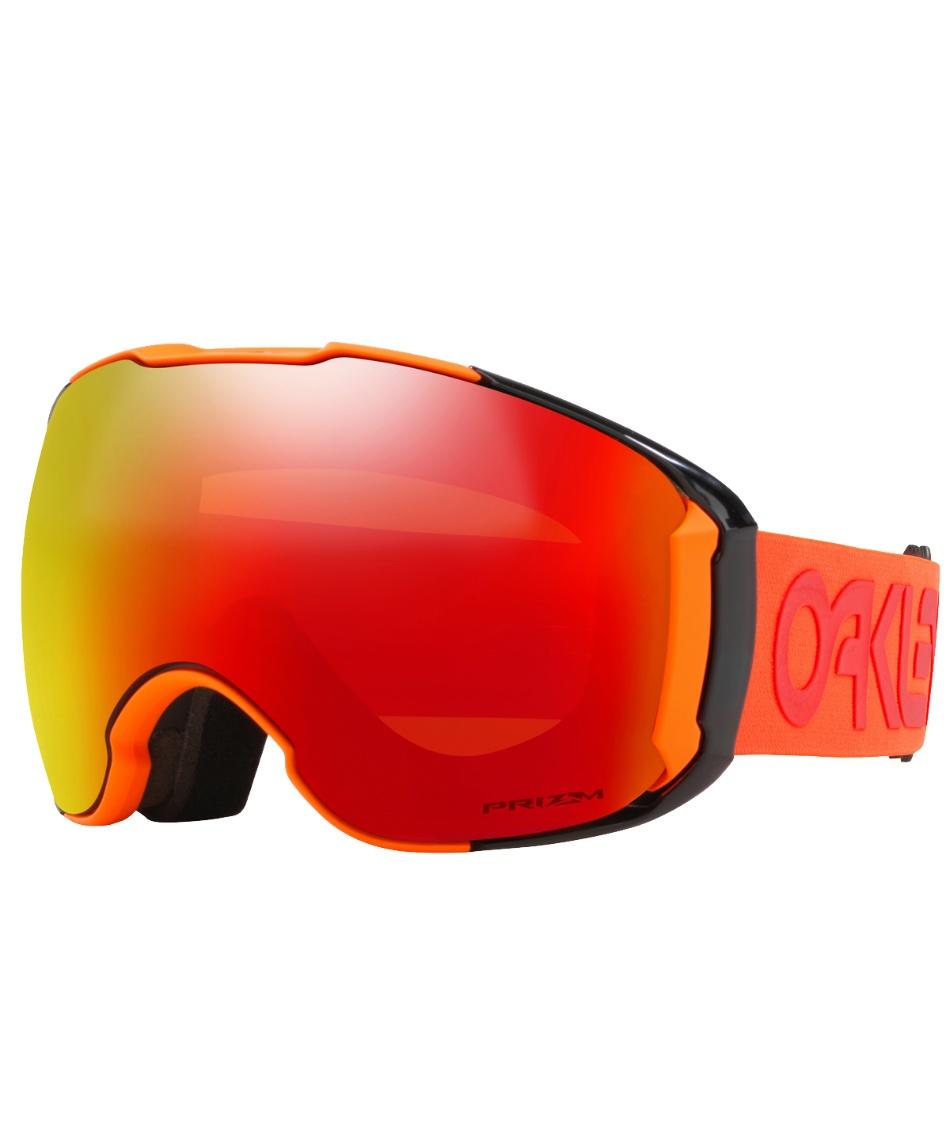 オークリー(OAKLEY) スキー スノーボードゴーグル AIRBRAKE XL Sレンズ付けPZ エアブレーキ プリズム OO7071-41