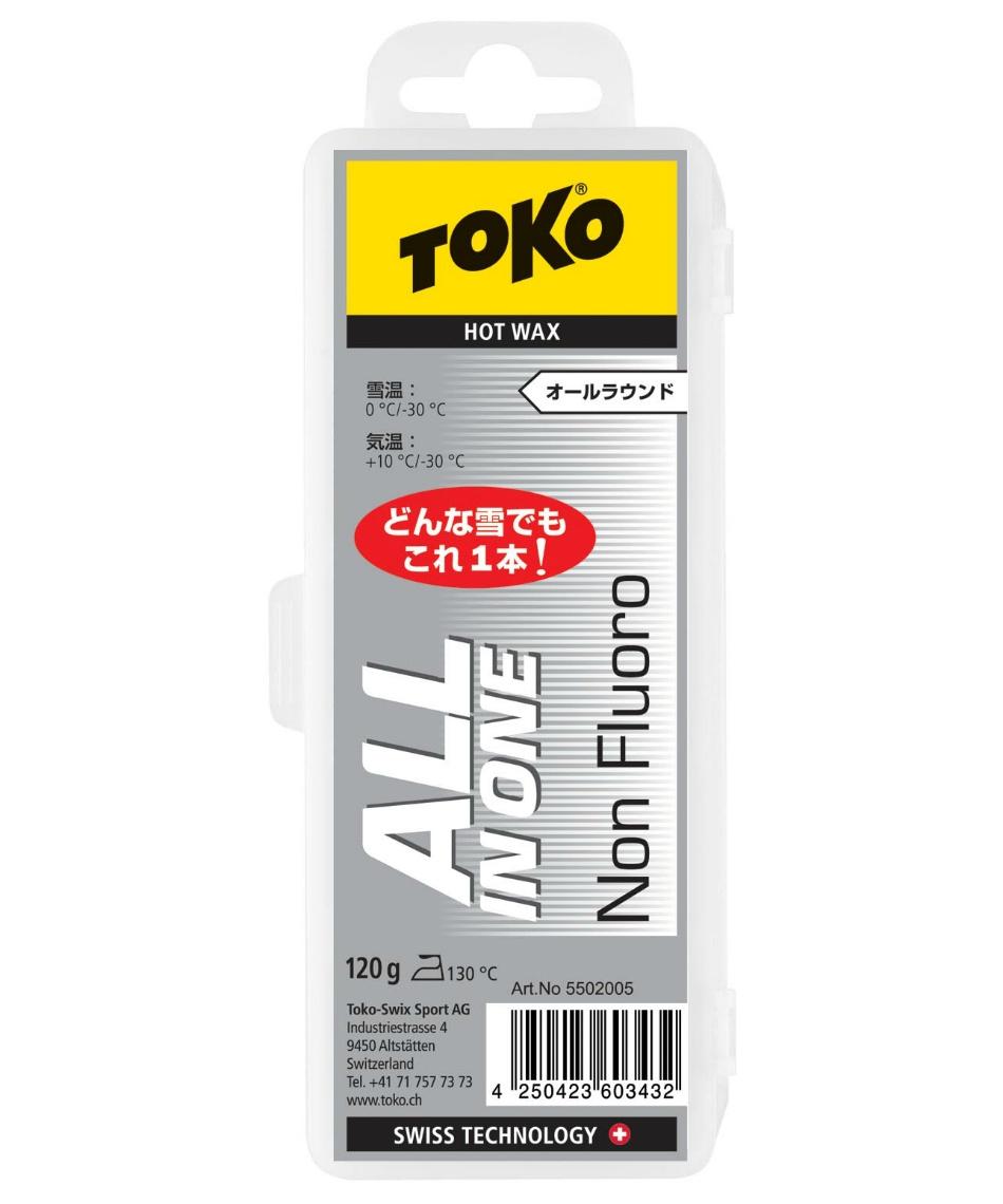 トコ(TOKO) ワックス 滑走ワックス All in one オールインワンワックス 5502005