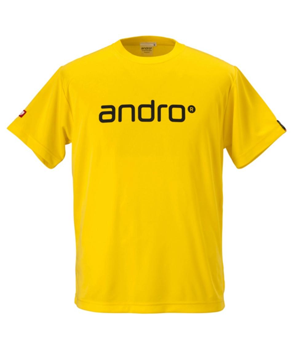 アンドロ(andro) 卓球ウェア ナパティーシャツ IV NAPA T-SHIRTS 302006