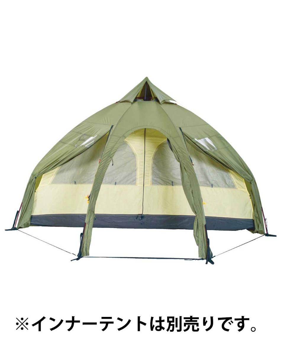 ヘルスポート(HELSPORT) テント シェルター バランゲルドーム4-6 310-015